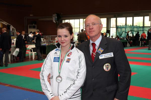 Italian-Open 2012 Alexandra Korndon