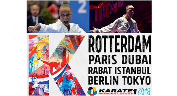 Karate1 Premier League - Rotterdam 2018