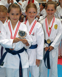 Kata Team U12 female