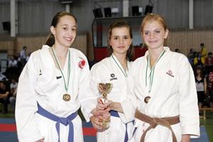 Petrovic Lela, Alexandra Korndon, Priewasser Julia