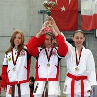Julia Reiter, Nina Vorderleitner, Simone Moser
