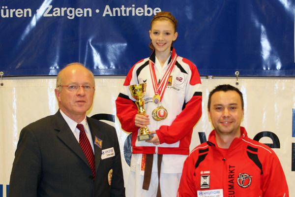 Georg Rußbacher, Julia Reiter, Reinhard Kittl